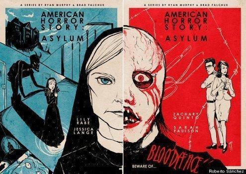 dvd american horror story