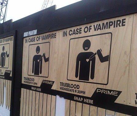 attenti al vampiro