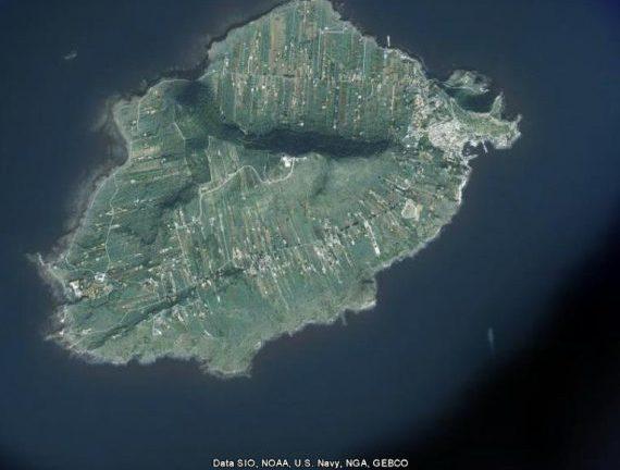 isola di Ustica