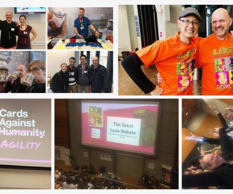 collage of images from LAST Conferences
