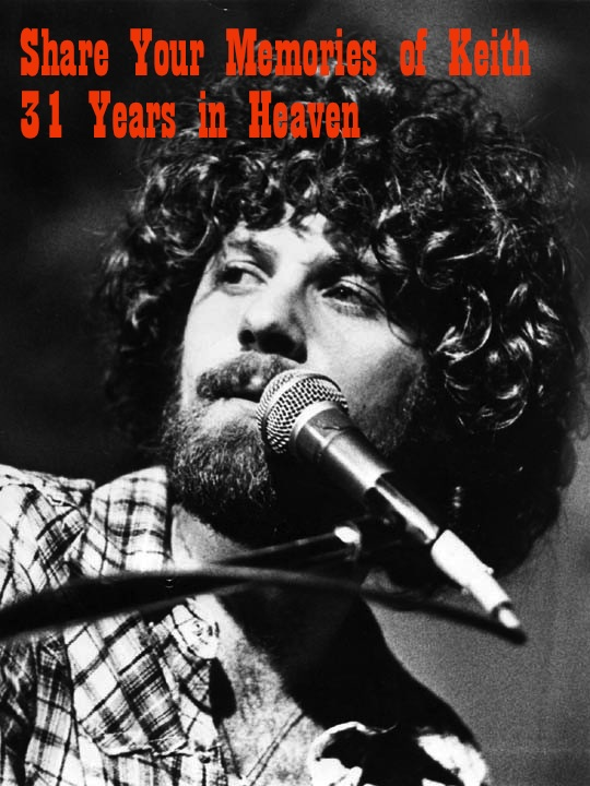 Keith Green FB Share Your Memo
