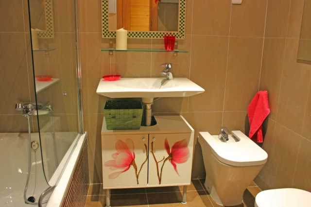 Appartement Malaga tweede badkamer