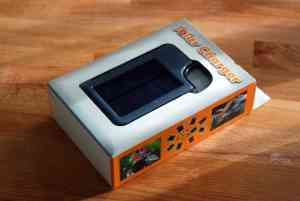 Review: solar charger