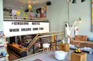 Hotspot: King Kong Hostel Rotterdam