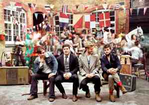 Music: Mumford and Sons – Babel