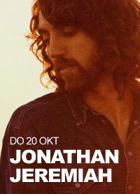 Jonathan Jeremiah in concert