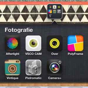 Instagram extensions: photography editing apps