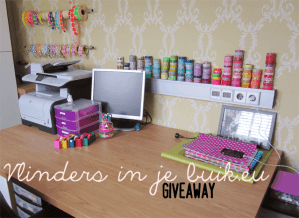 (International) giveaway + discount code: Vlinders in je buik