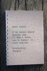 Dear blank, please blank