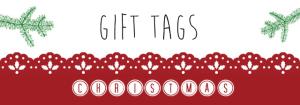 DIY: Gift tags