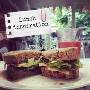 Food inspiration: lunch