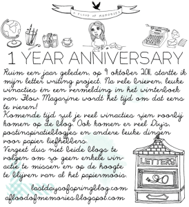 LWP update: 1 year anniversary
