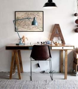 Interior inspiration: your desk