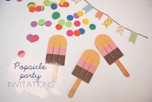 Lees meer over het artikel DIY: Popsicle party invitations