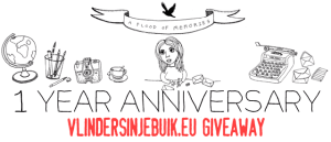 Letter project anniversary: international giveaway Vlindersinjebuik
