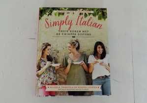 Cookbook review: Simply Italian, the Chiappa Sisters