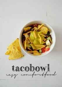 Recipe: Tacobowl