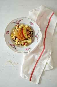 Lees meer over het artikel Recept: appeltaart havermout ontbijt
