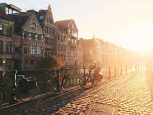 Diary week 48: weekendje Brugge & Gent