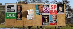 Politieke zoektocht: Interview met Trouw, je eigen kamerlid verzorgen en chatten met de politieke vijand