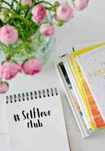 Self love club: Mijn favoriete boeken over zelfliefde