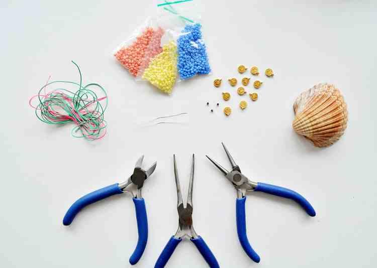 enkelbandjes maken