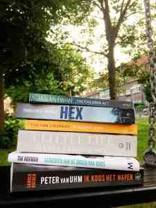 Gastblog: Boekentips zomer 2017 – de favorieten van Mieke