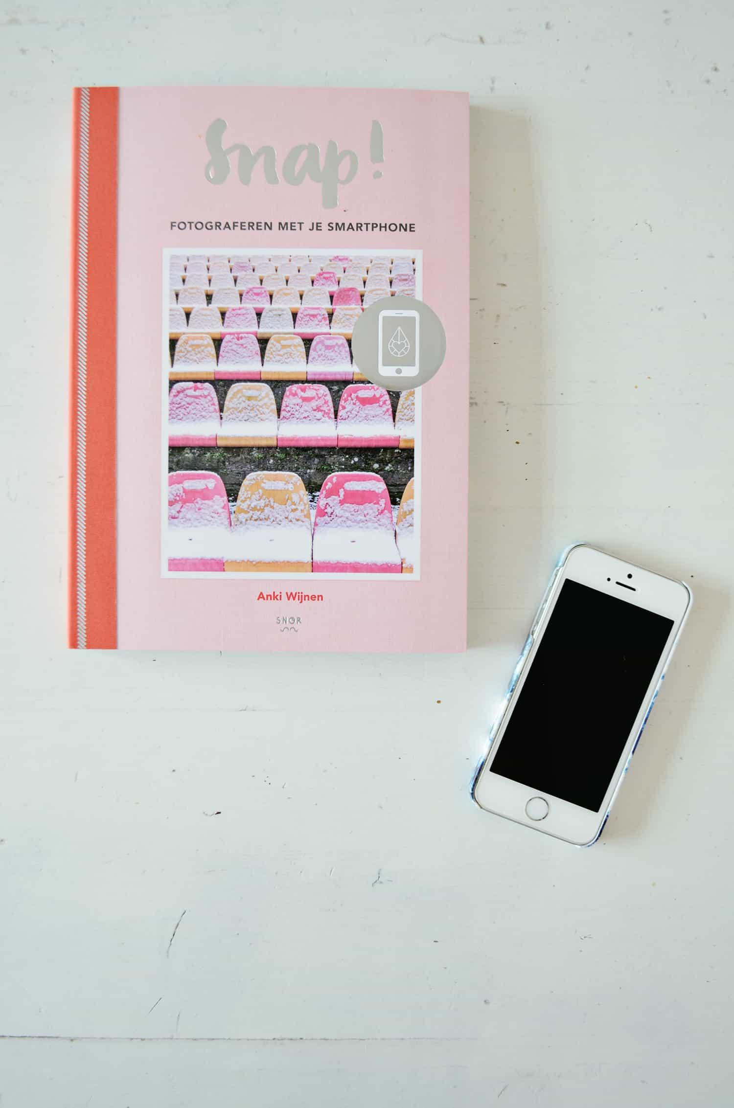 Boek review: Snap! Fotograferen met je smartphone