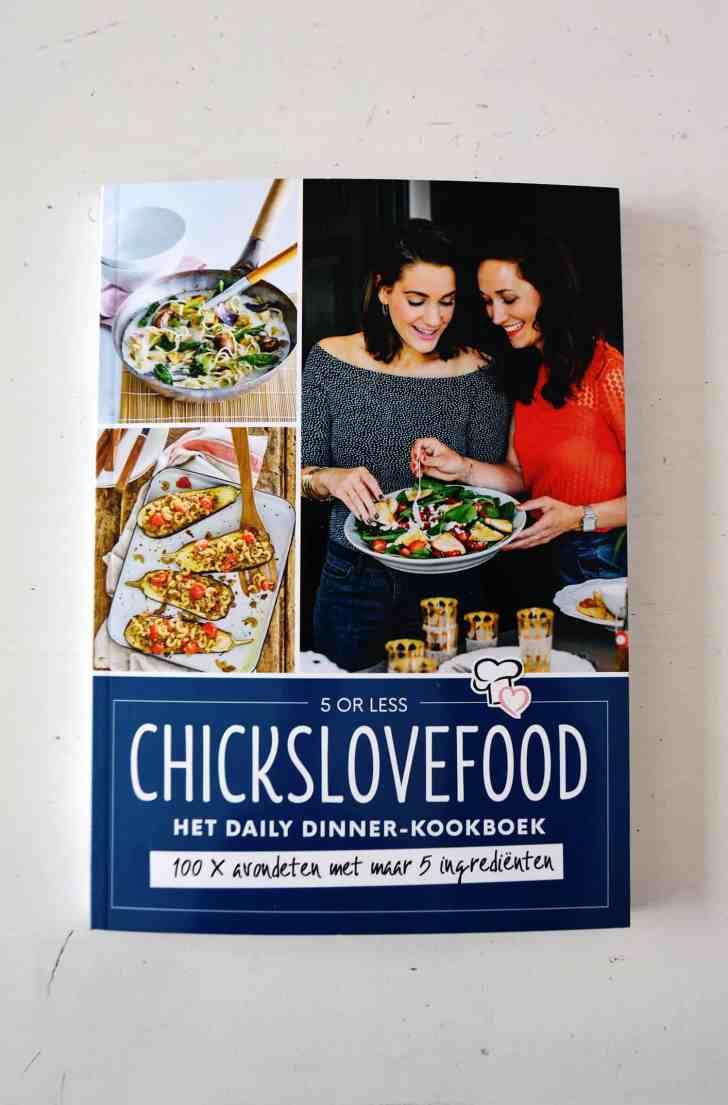 5 or less daily dinner-kookboek
