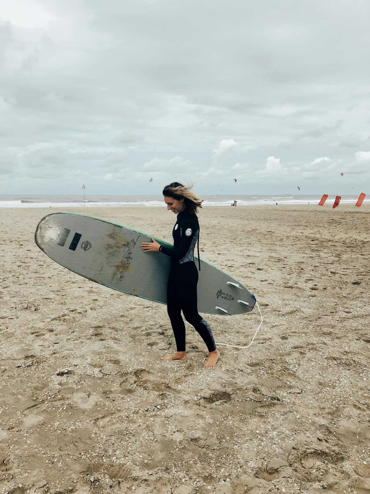Beginnen met surfen in Nederland: tips & tricks
