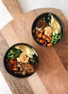 Recept: buddha bowl met geroosterde bloemkool