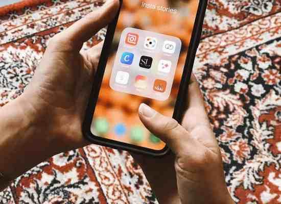 Instagram stories template apps