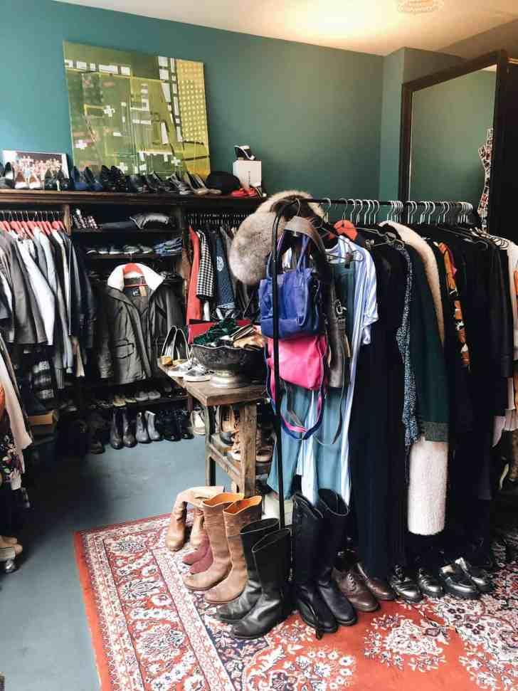 vintage & tweedehandswinkels