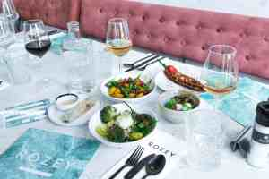 Hotspot Rotterdam: veggie all-you-can-eat restaurant Rozey
