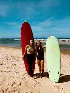 Diary week 33: last minute weekje surfen in Frankrijk