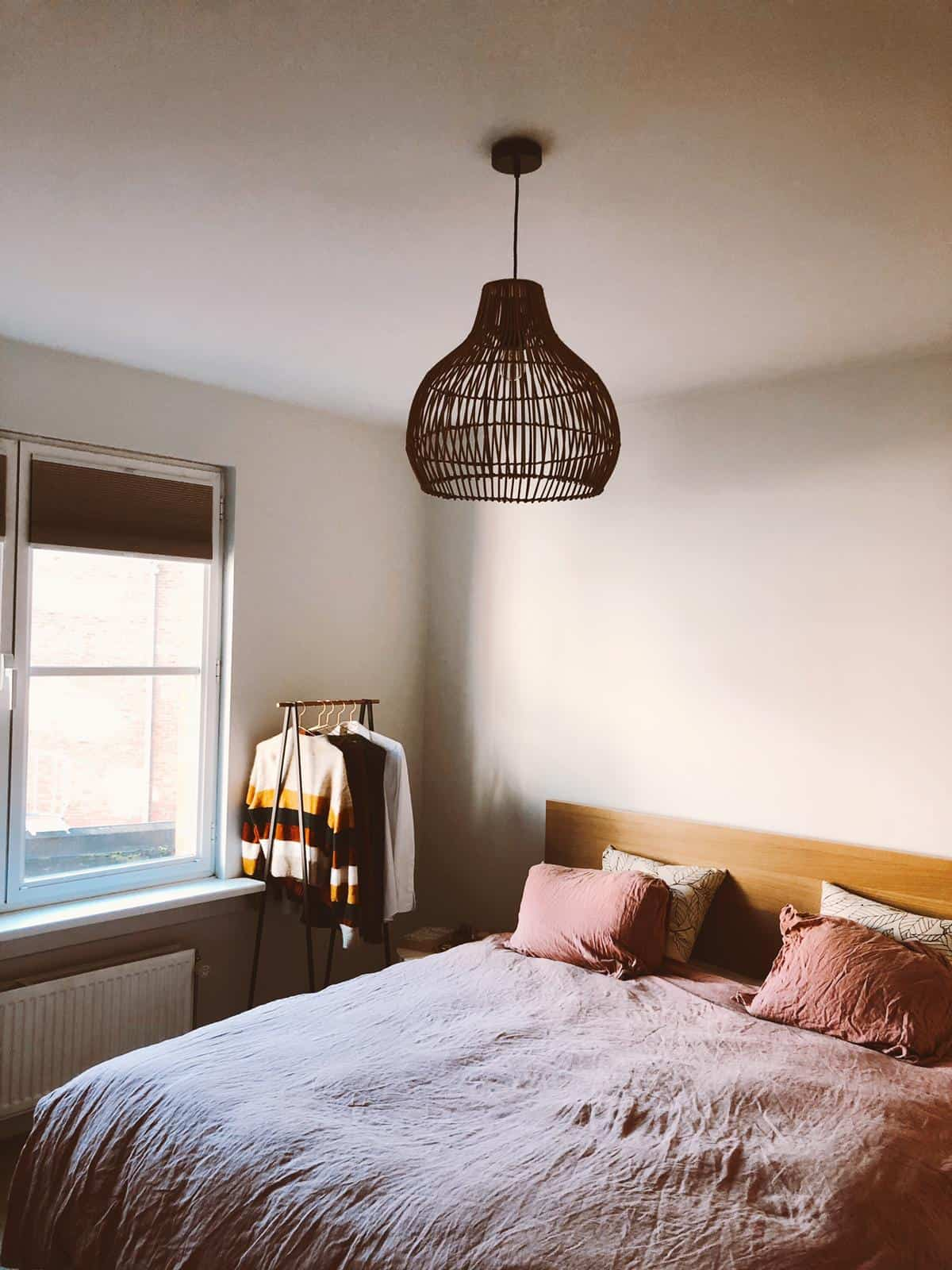 kijkje in onze slaapkamer