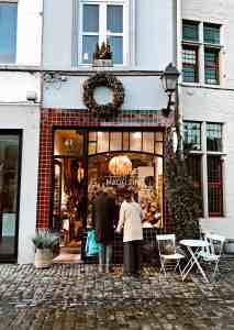 Diary week 50: bezoek aan de kerstmarkt in Gent