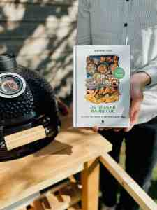 Lees meer over het artikel Kookboek review: De Groene Barbecue