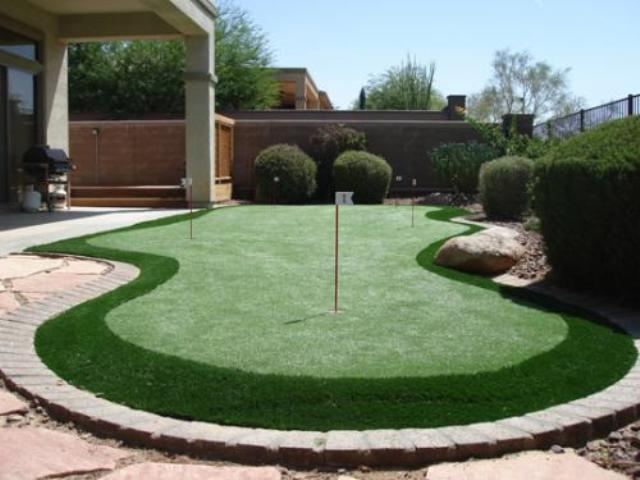 Custom Putting Greens in MN & WI | Call for Minneapolis ... on Putting Green Ideas For Backyard id=72779