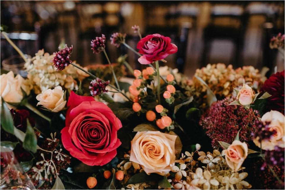 Fall Hope Glen Farm Wedding | Emily and Andrew