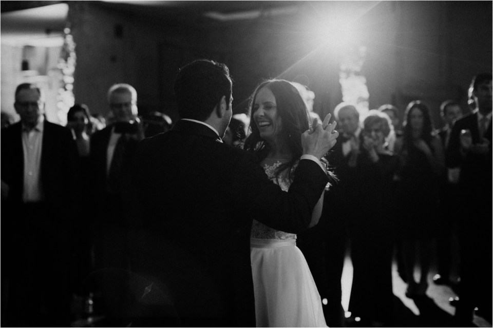 Winter Aria Minneapolis Wedding