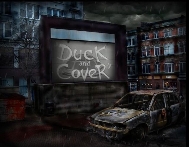 Duck and Cover by Daniel Boucher © Daniel Boucher