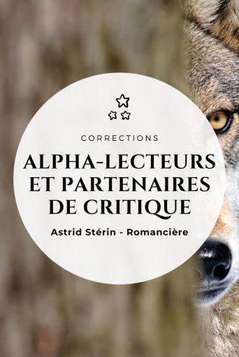 Alpha-lecteurs et partenaires de critique