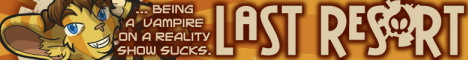 Last Resort - Cyberpunk/Furry Comic. Updates Sundays.