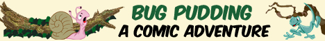 Bug Pudding - Illustrated Insanity Online