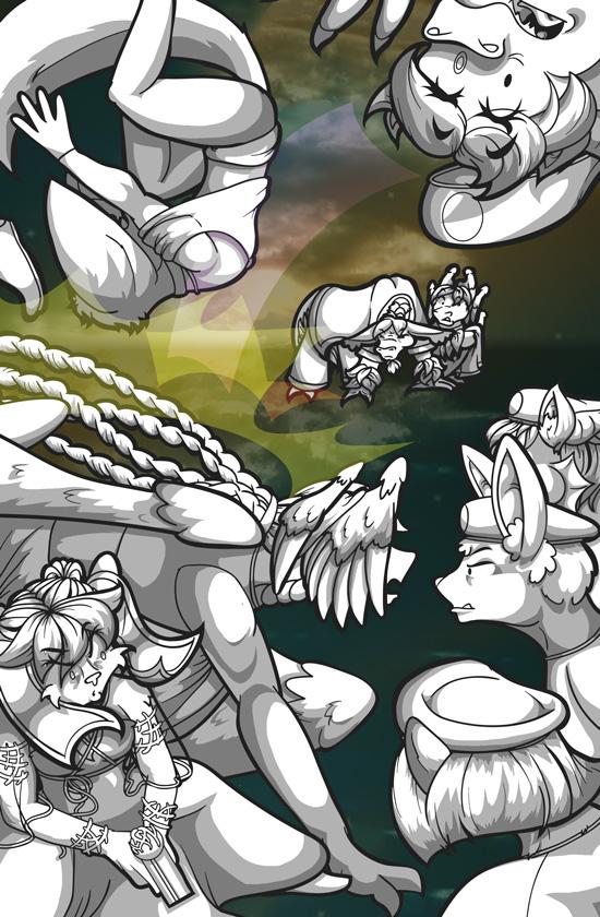 White Version of November 3, 2013 Comic
