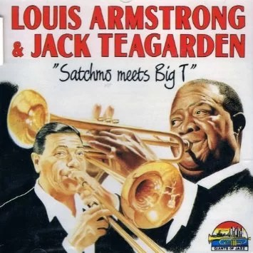 Tuesdays on the Tube: Louis Armstrong and Jack Teagarden