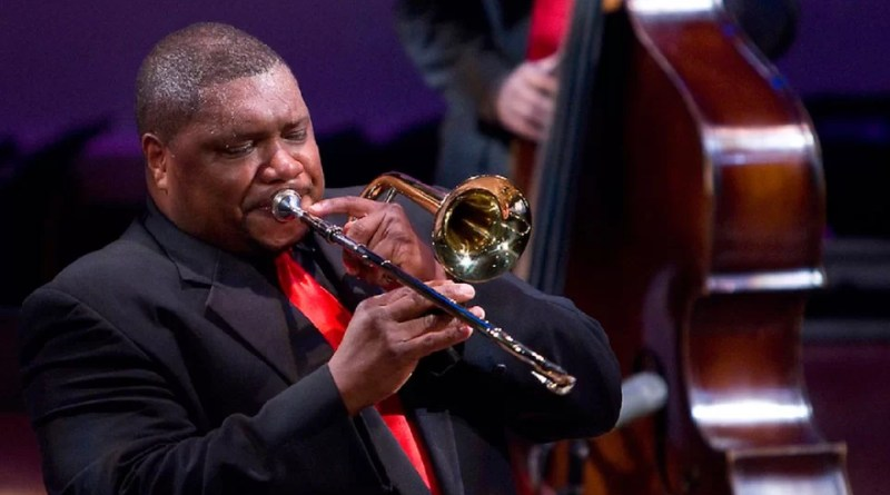 Tuesdays on the Tube: Wycliffe Gordon