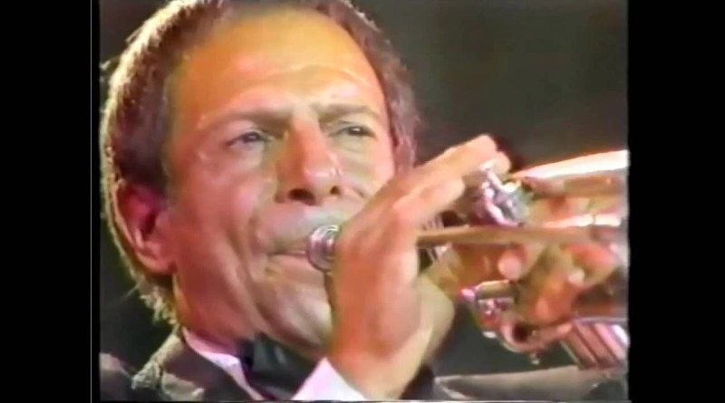 Tuesdays on the Tube: Tony Terran on Trumpet