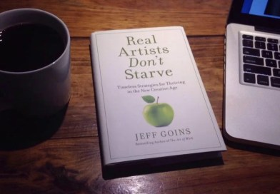 Review: Real Artists Don't Starve by Jeff Goins